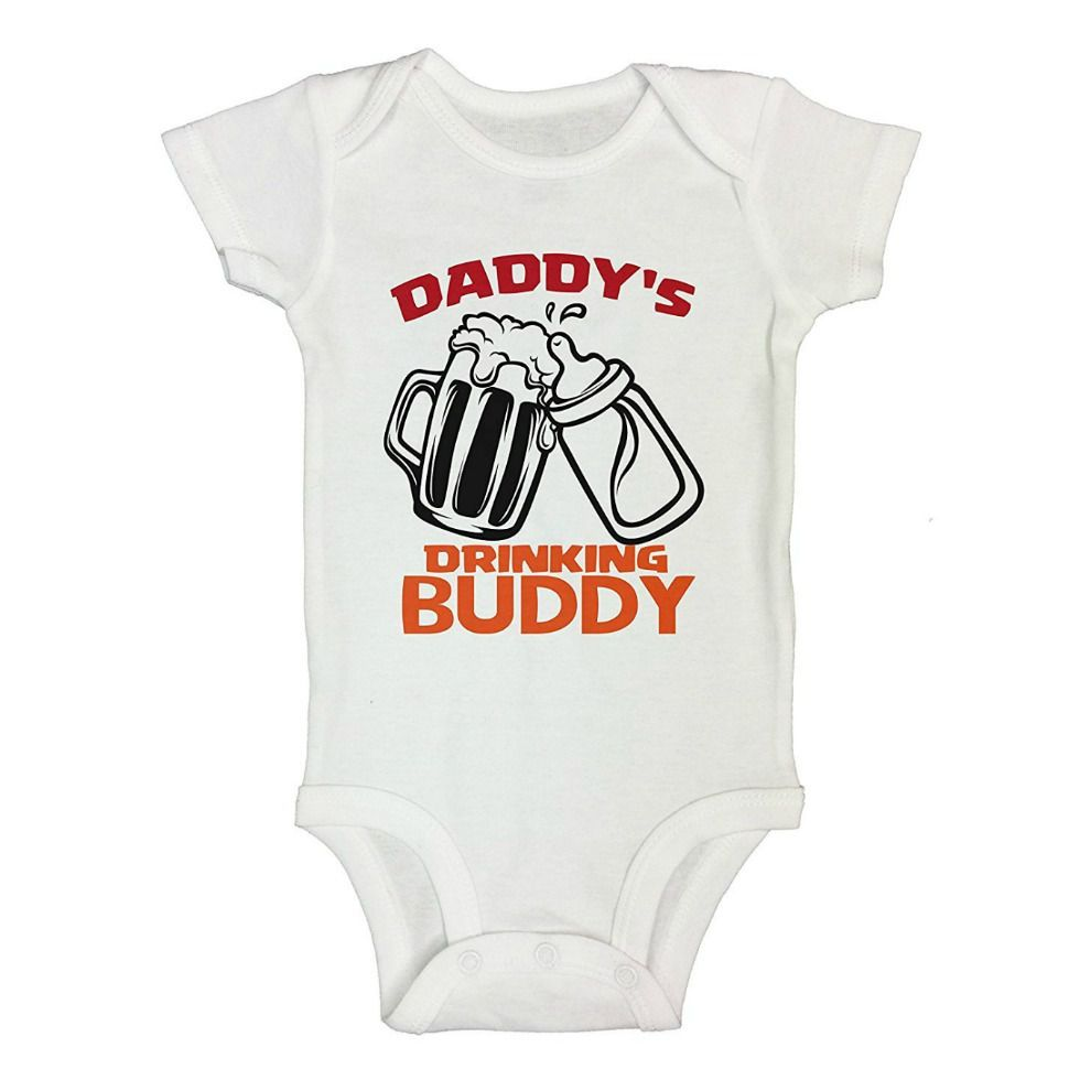 f475b6f37 10 Best Funny Baby Onesies We're Drooling Over - Hilarious Onesies for  Babies