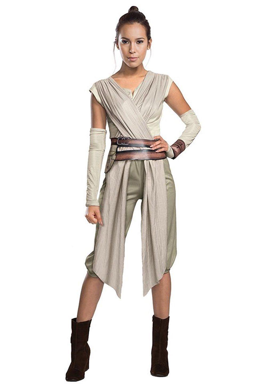 Jedi Costume Adult Star Wars Halloween Fancy Dress