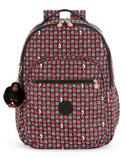 181af173d5 Disney AF Book Bag. Kipling Seoul Disney s Snow White Large Printed Laptop  Backpack