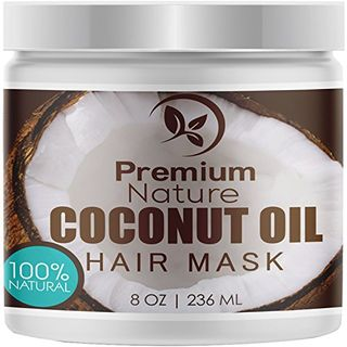 Coconut Oil Hair Mask Conditioner