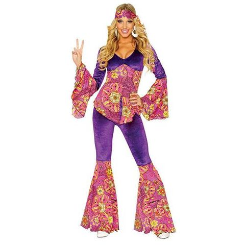 8de55e186bad 28 Best Hippie Costume Ideas for 2018 - Cool Hippie Halloween Costumes