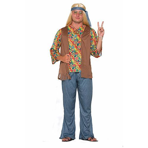 5aca3fdcc5b944 28 Best Hippie Costume Ideas for 2018 - Cool Hippie Halloween Costumes