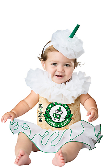 c0af4e380 15 Baby Costumes for Halloween 2018 - Adorable Infant Costume Ideas
