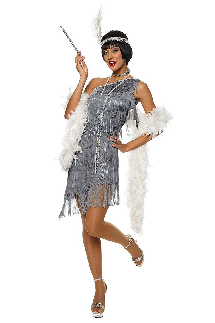 bcc4605b7315 13 Best Flapper Costumes for Halloween 2018 - Flapper Girl Costumes &  Dresses