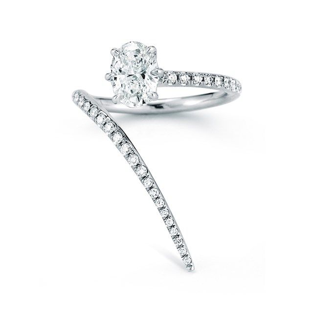 22 Unique Engagement Rings Best Non Traditional Engagement Rings