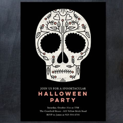 13 Best Halloween Invitations For 2018 Fun Halloween Party Invites