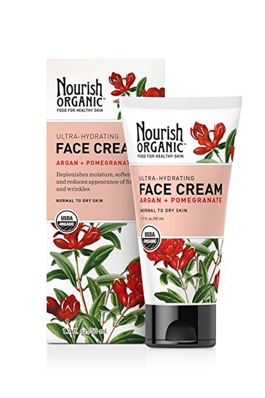 healthy face moisturizer