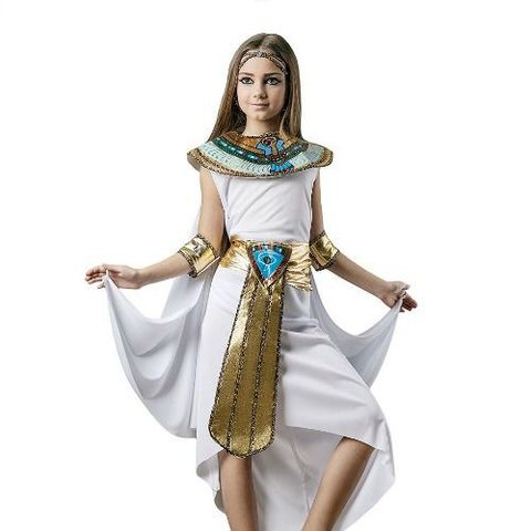kids cleopatra halloween costume