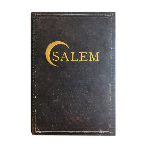 Salem 1692 Board Game