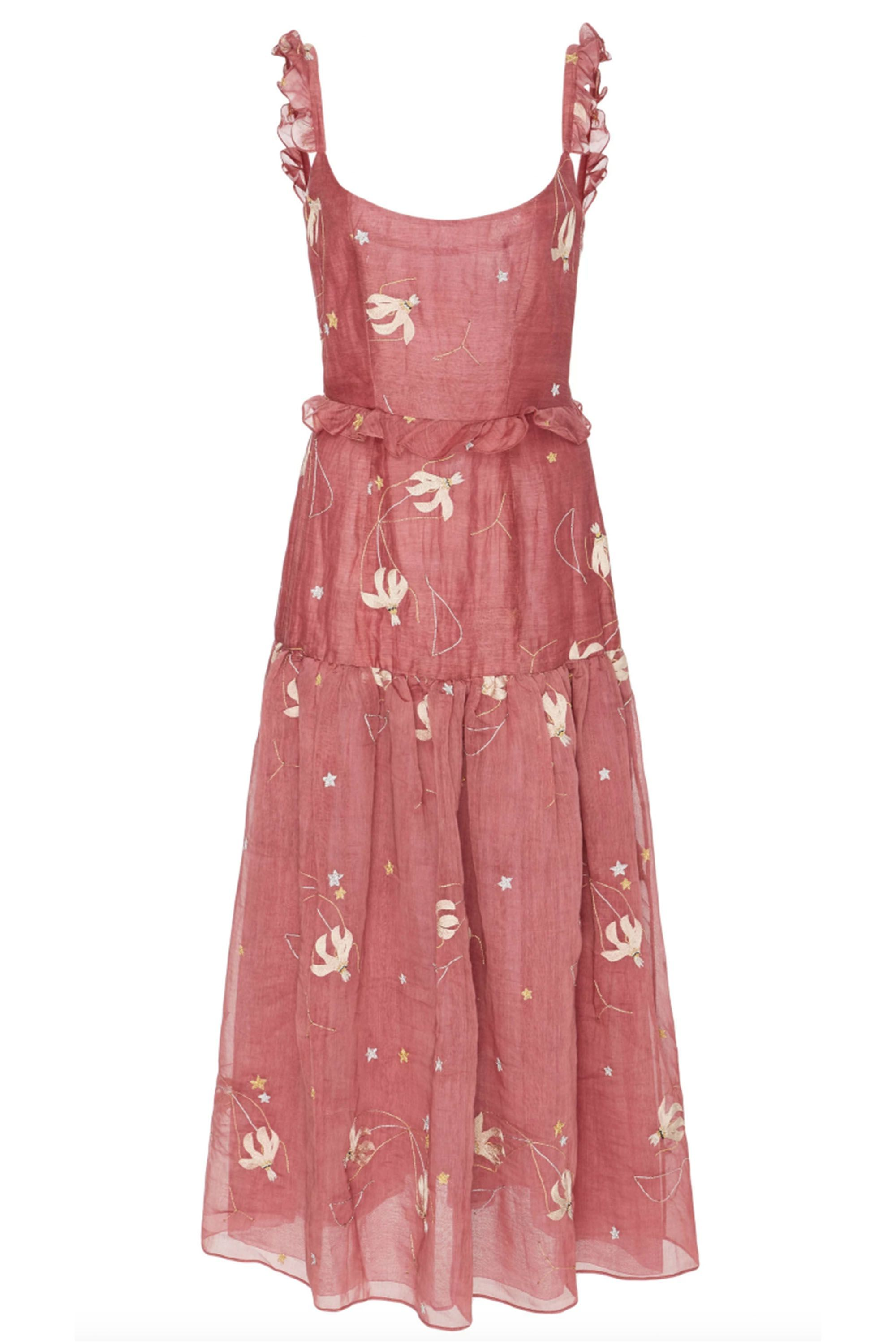 What to Wear to a Summer 2018 Wedding - 15 Wedding Guest Dresses to ...