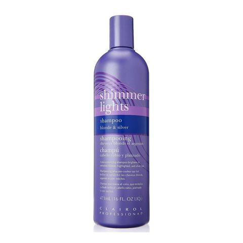Clairol Professional Shimmer Lights Purple Shampoo