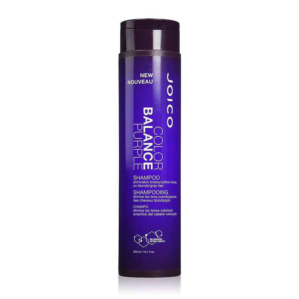 10 Best Purple Shampoos For Blonde Hair 2018 Purple Shampoo For