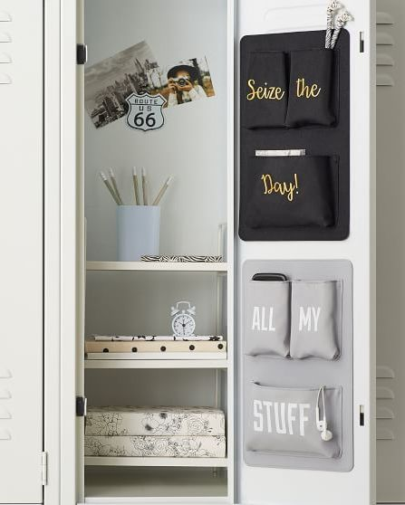 15 Cute Locker Decorations - DIY Locker Decorating Ideas & Accessories