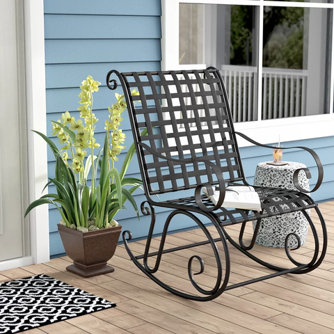11 Best Outdoor Rocking Chairs