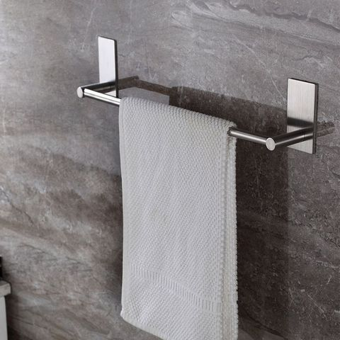 Fine 9 Best Bathroom Towel Racks For 2019 Chic Towel Bars Racks Download Free Architecture Designs Rallybritishbridgeorg