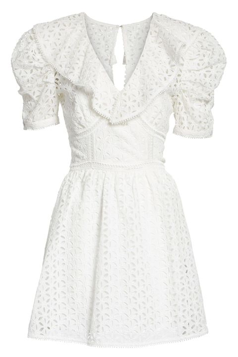 cf45cea1a62aca Best White Summer Dresses for 2017 - Our Favorite Little White Dress ...