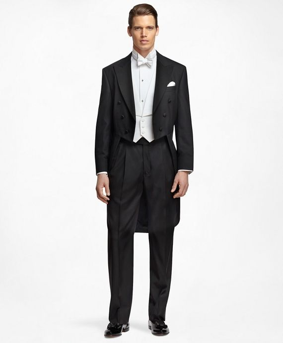 Black Tie Attire - What Black Tie Dress Code Means for Women & Men