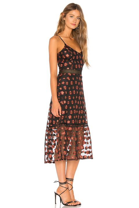 Bb Dakota Flower Dress Revolve