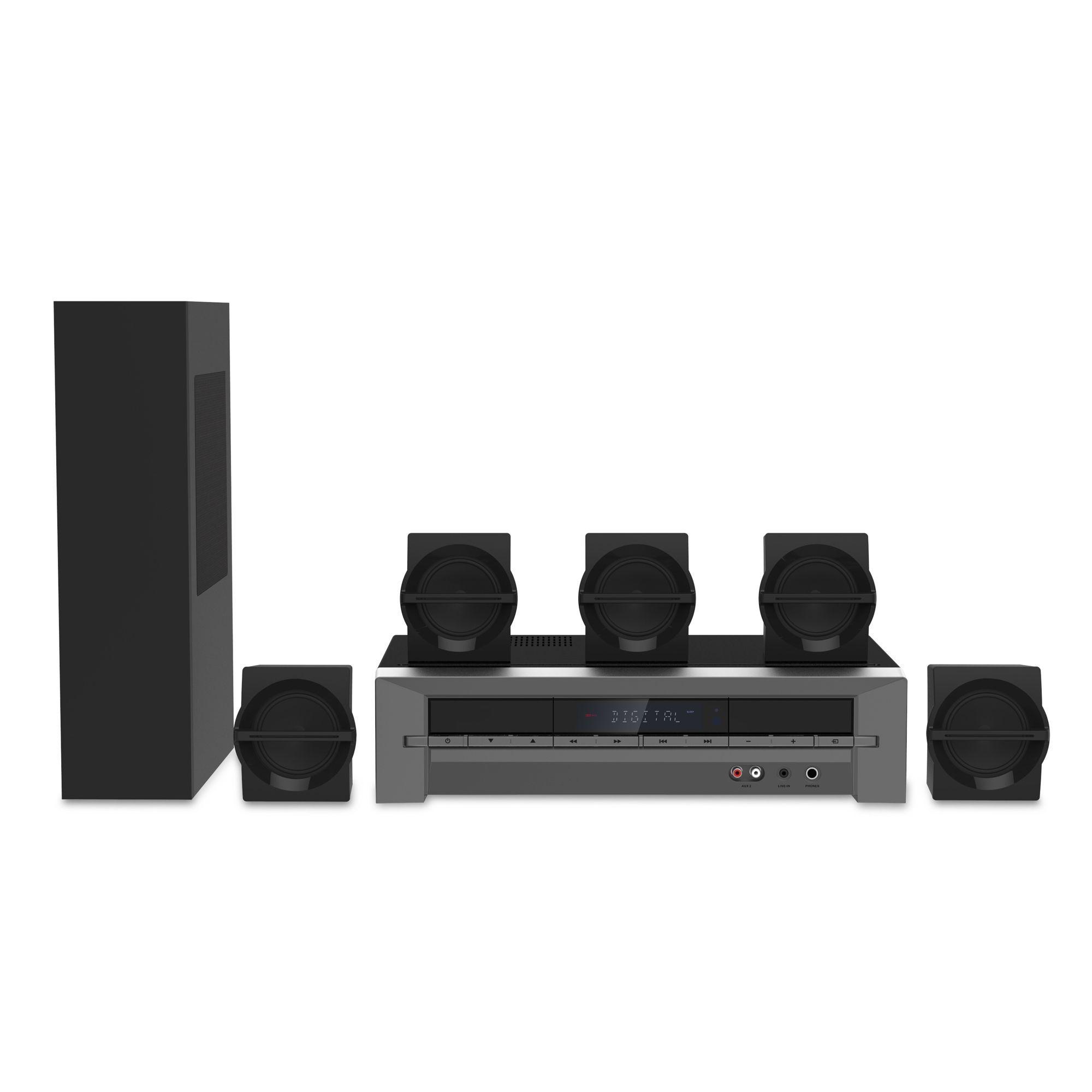 Blackweb Home Theater Audio System