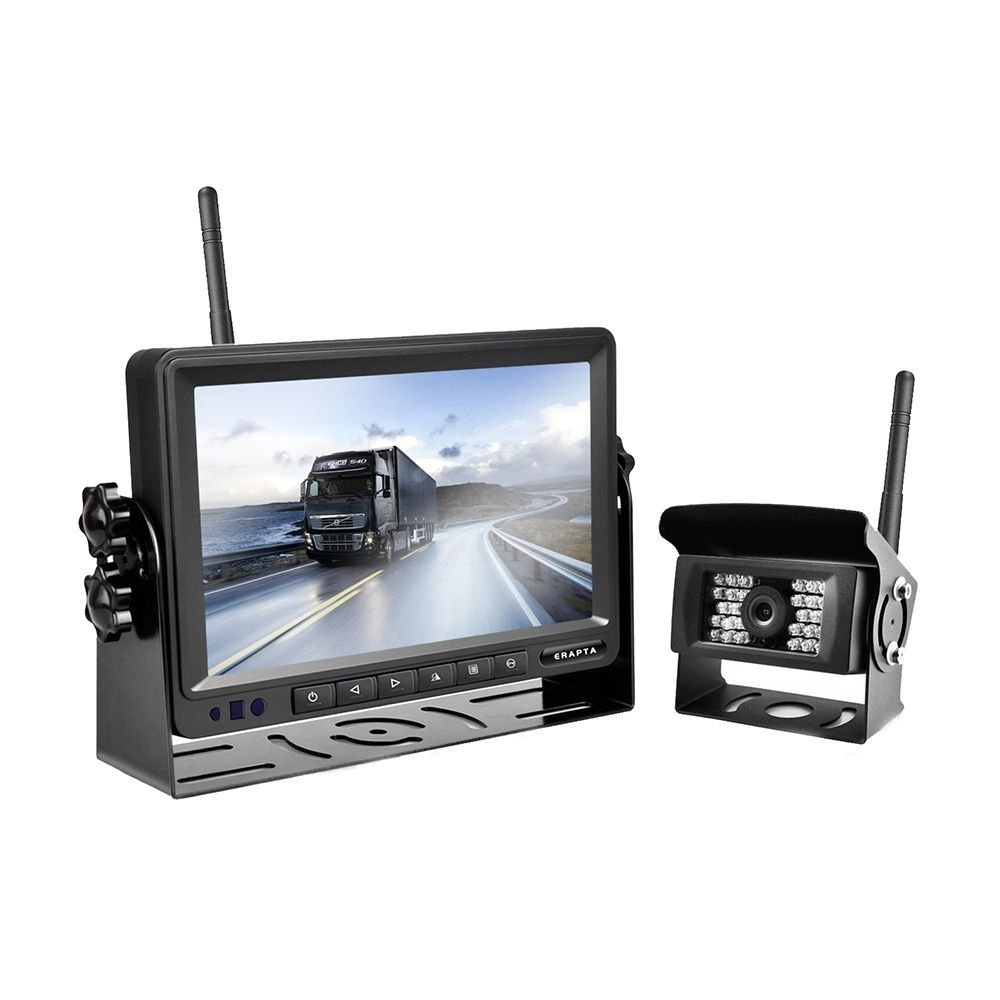 8 Best Wireless Backup Cameras Of 2018 Camera Reviews Wiring F150