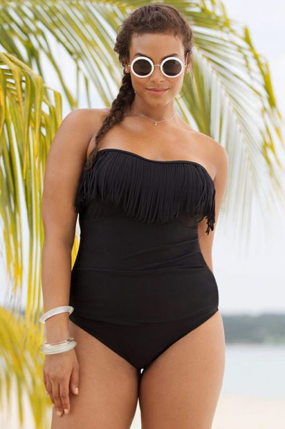 317bcc7fa14 15 Best Swimsuits for Big Busts 2019 - Supportive Swimwear Brands