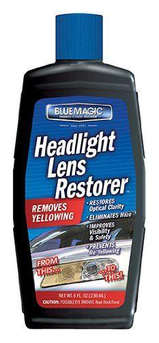The Best Headlight Restoration Kit Headlight Renewal Kits