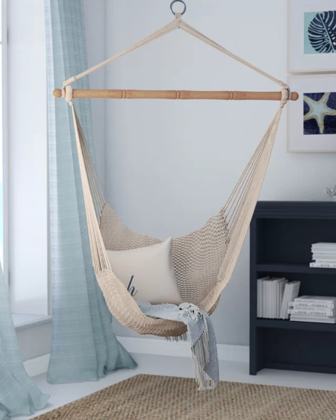15 Best Indoor Hammocks - Relaxing Hanging Chairs and ...