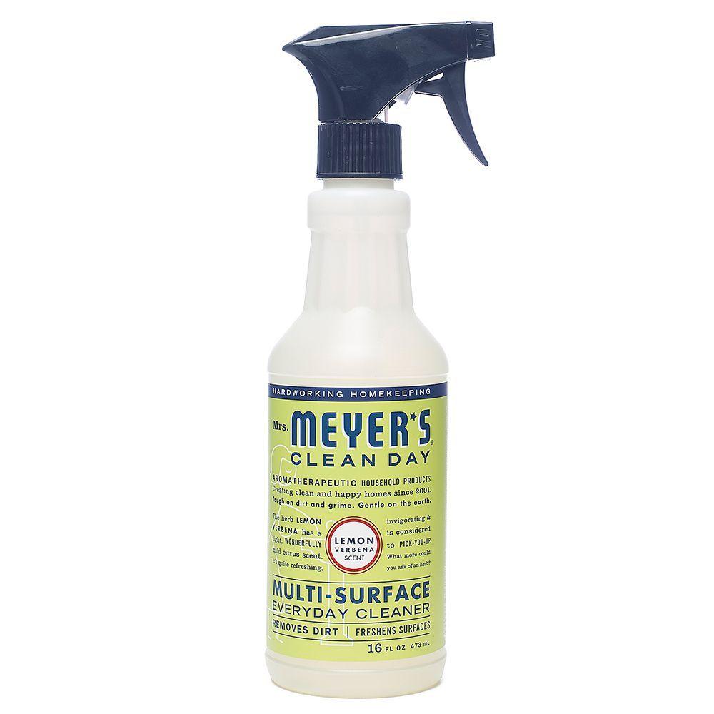 . Mrs  Meyer s Lemon Verbena All Purpose Cleaner