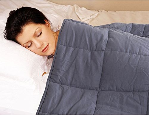 1c2b1aebc6 These Weighted Blankets Are Apparently the Best Anxiety and Insomnia Remedy