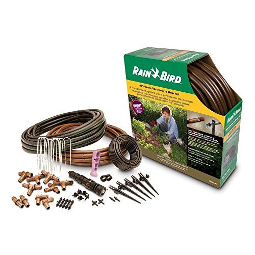 How To Install A Drip Irrigation System In Your Garden Soaker Hose