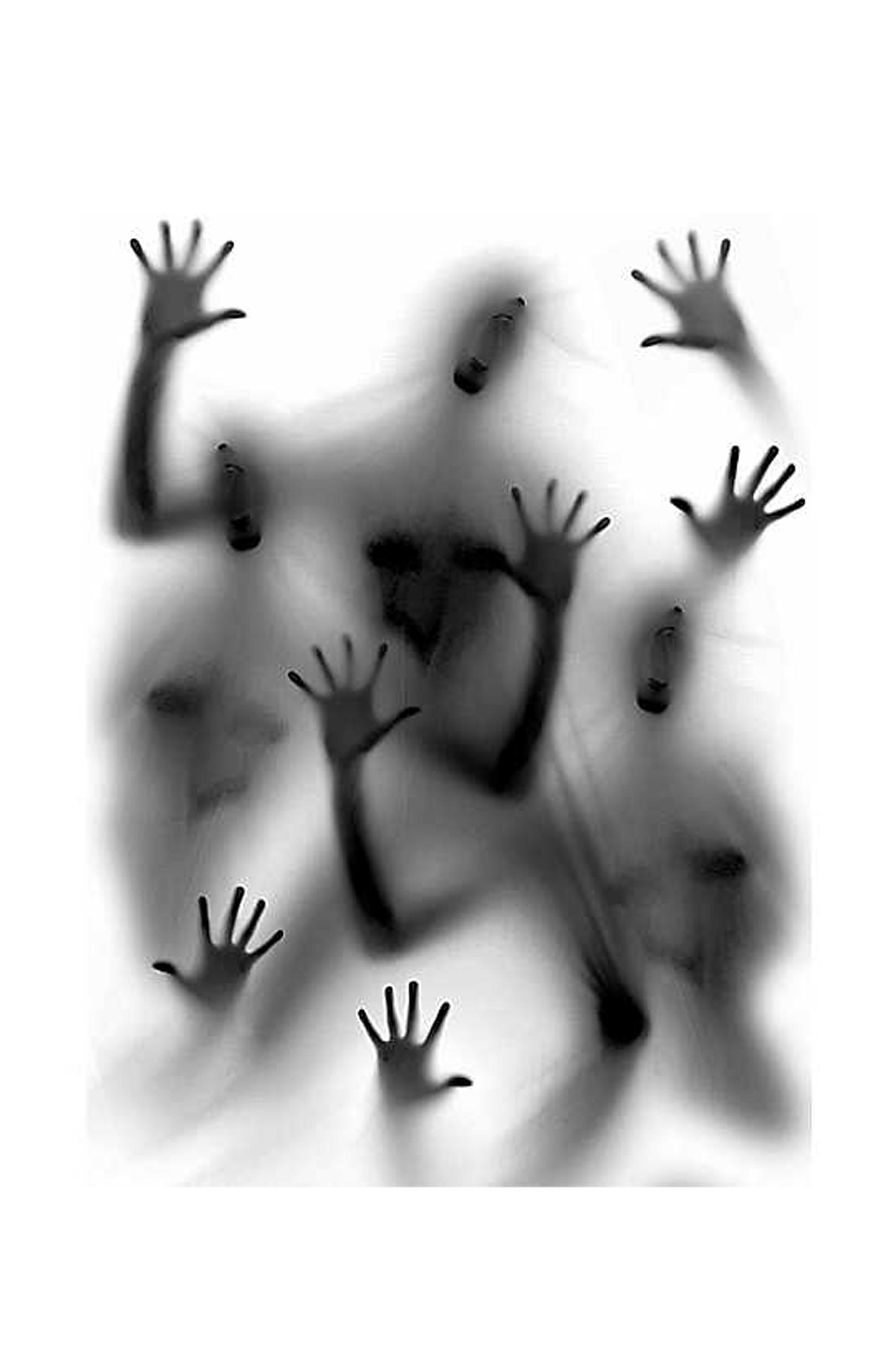 20 Halloween Window Decorations - Spooky Halloween Window Clings