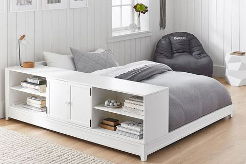 10 Best Storage Beds With Drawers And Cubbies - Bedroom Storage Ideas