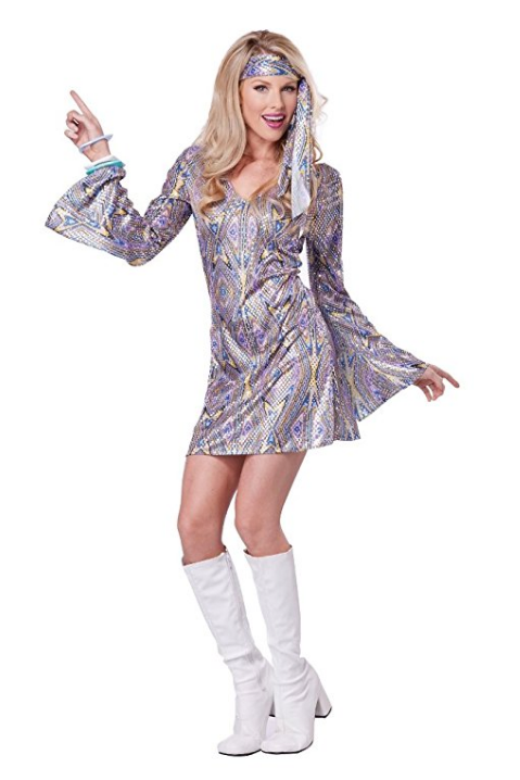 cac97c697bd4f 30 Best 70s Halloween Costumes - 1970s DIY Halloween Costumes for ...
