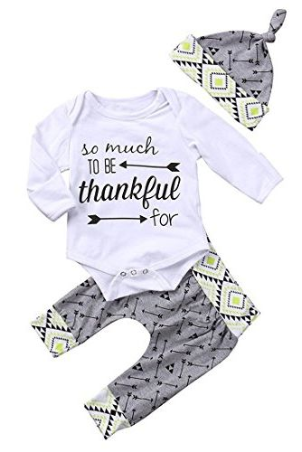 f15aa15a6 20 Baby Thanksgiving Outfits - Cute Girl   Boy Infant Clothes for ...