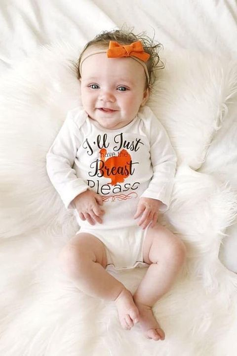828af1c8d 20 Baby Thanksgiving Outfits - Cute Girl & Boy Infant Clothes for ...