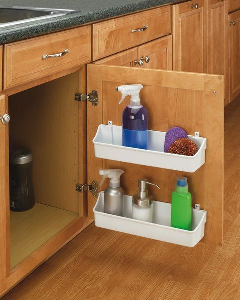 15 Best Under Sink Organizers For Bathrooms And Kitchens Easy Under Sink Storage Ideas