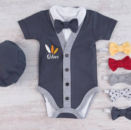 96a5e1a9e 20 Baby Thanksgiving Outfits - Cute Girl & Boy Infant Clothes for ...