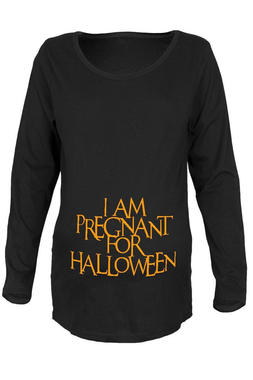 1141bd4bc4520 15 Best Pregnant Halloween Shirts for Expecting Moms - Easy Maternity  Costumes