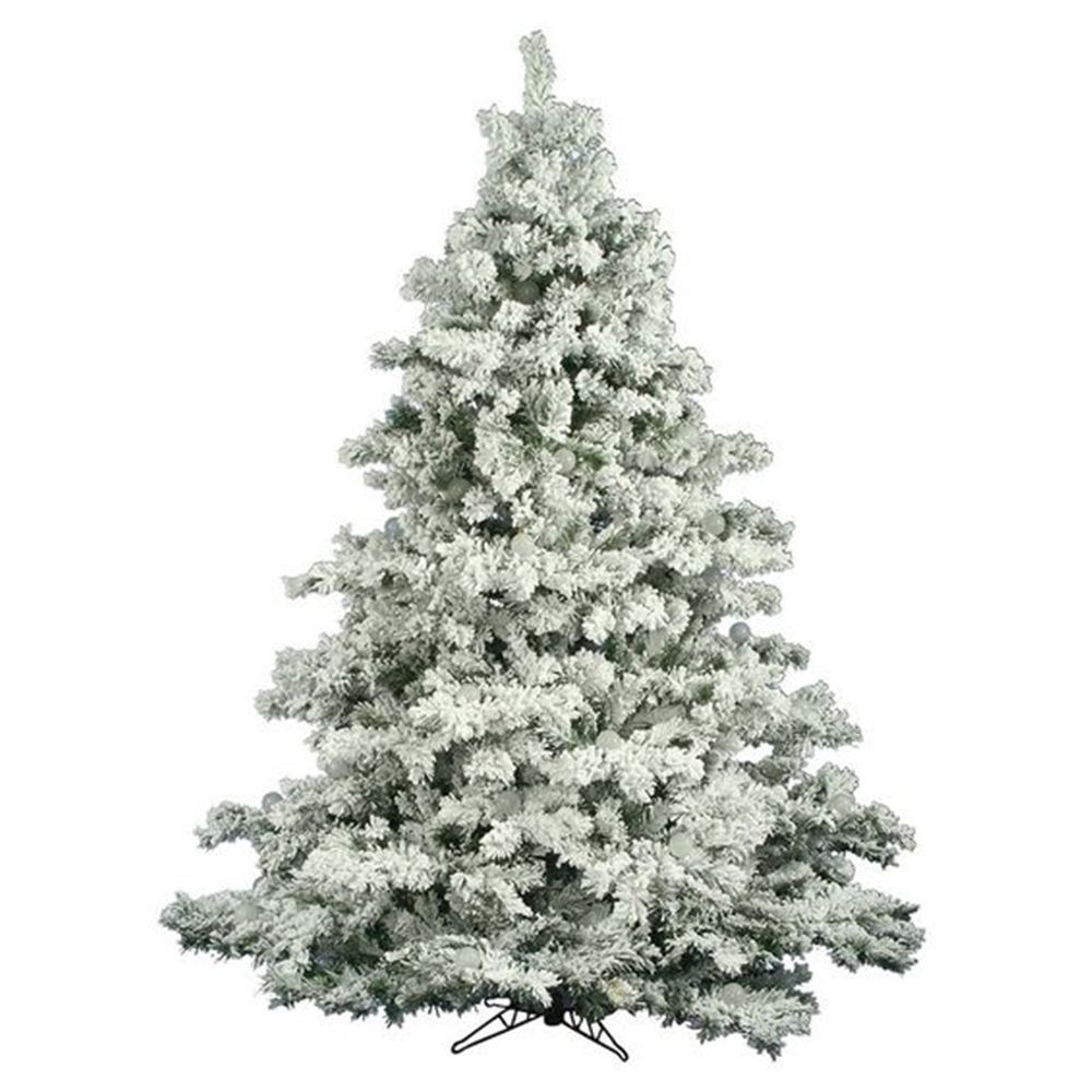 6 Beautiful White Christmas Trees for 2018 - Pre Lit White Christmas ...