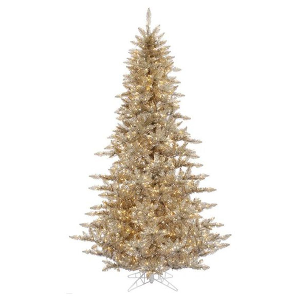 6 Best Gold Christmas Trees For 2018 Gold Artificial