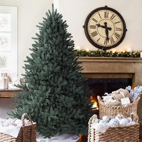 5 Balsam Hill 6 Foot Blue Spruce Artificial Christmas Tree