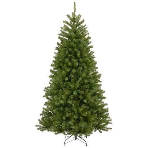 11 beachcrest home 65 foot green spruce artificial christmas tree