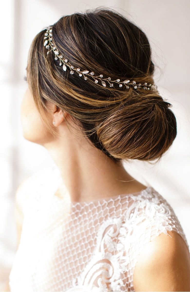 12 Wedding Hair Accessories For Every Type Of Bride Stunning Bridal Hairpieces