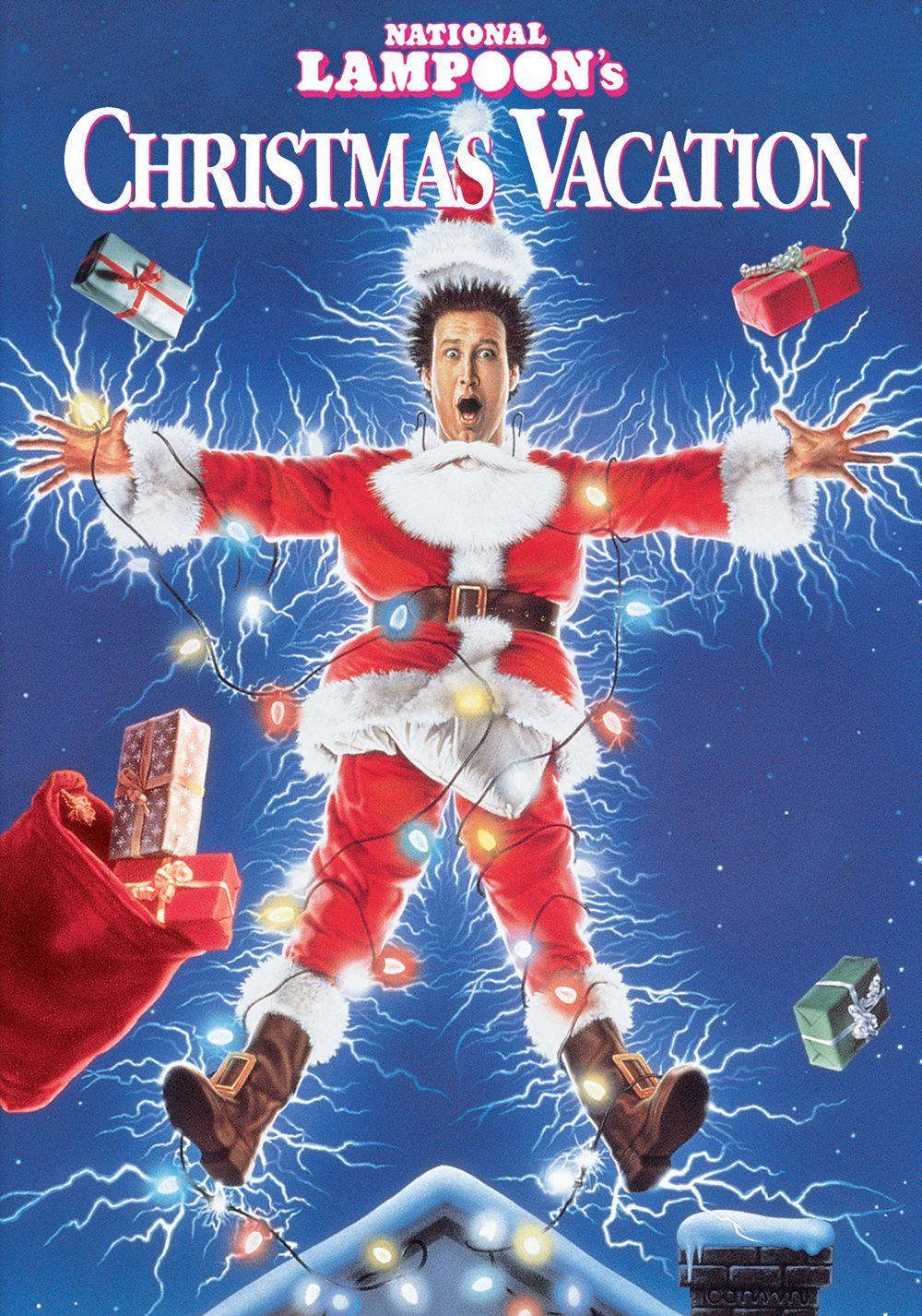 Funny Christmas.National Lampoon S Christmas Vacation