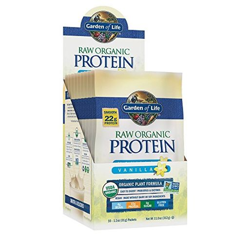 Garden Of Life Protein Powder Review Why I Bring It Everywhere