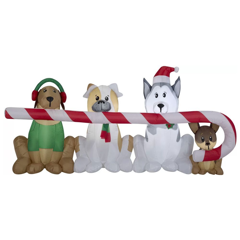 13 Best Christmas Inflatables for 2018 - Fun Inflatable Christmas ...