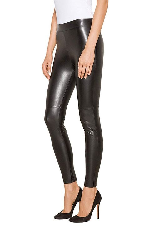 8 Best Faux Leather Leggings That Don T Look Cheap