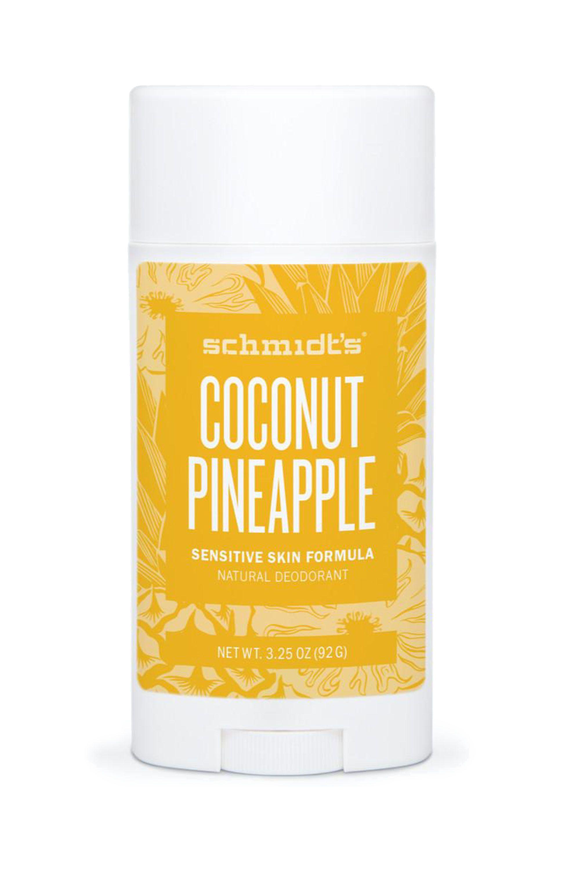 Schmidt's Natural Deodorant - Coconut Pineapple