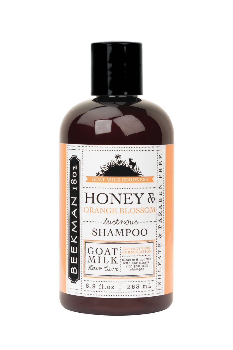 Beekman 1802 Honey & Orange Blossom Lustrous Shampoo