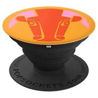 Taurus Illustrated PopSocket
